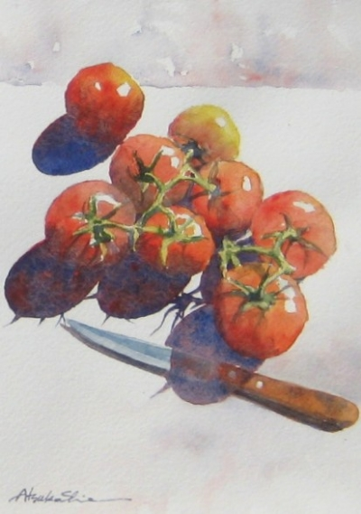 tomatoes-a-knife